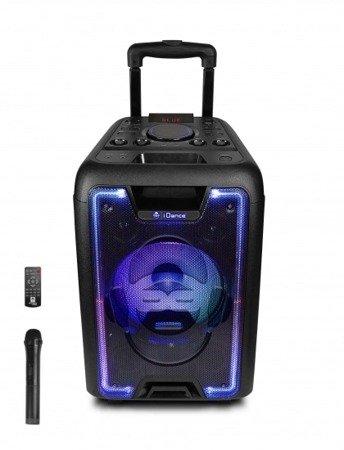 MegaBox 1000 - głośnik Bluetooth 200W + pilot bezprzewodowy oraz mikrofon
